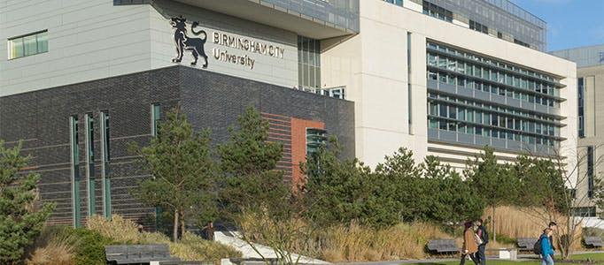 Birmingham City University Facilities Banner 682x300 - Parkside Building