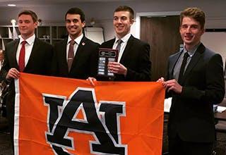 Auburn University Ceremony