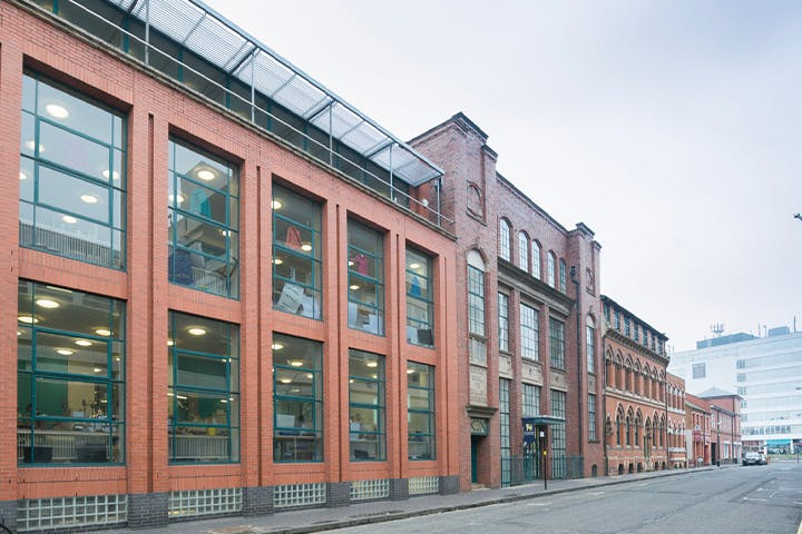 Image of School of Jewellery campus