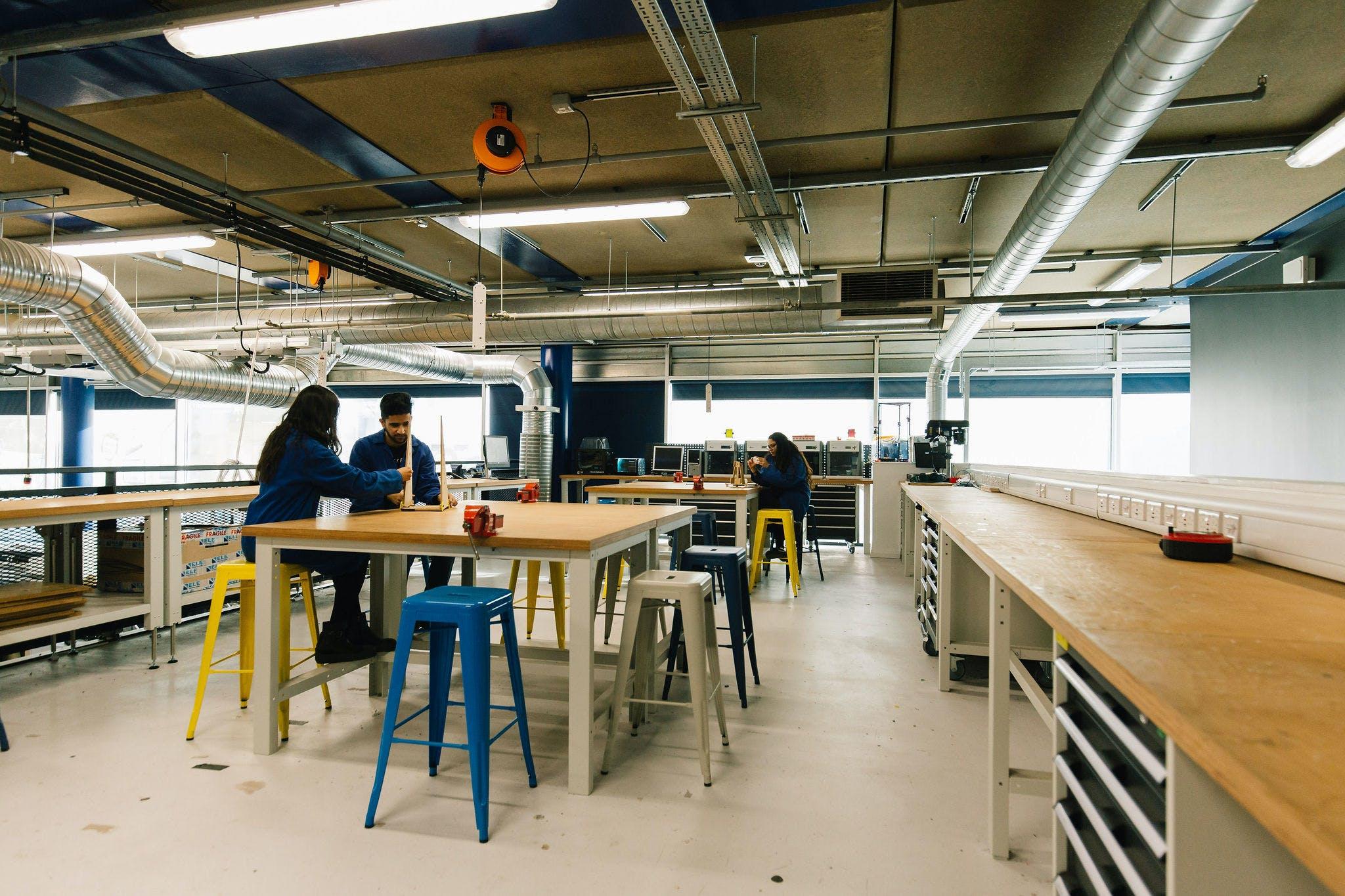 Workshop Mezzanine