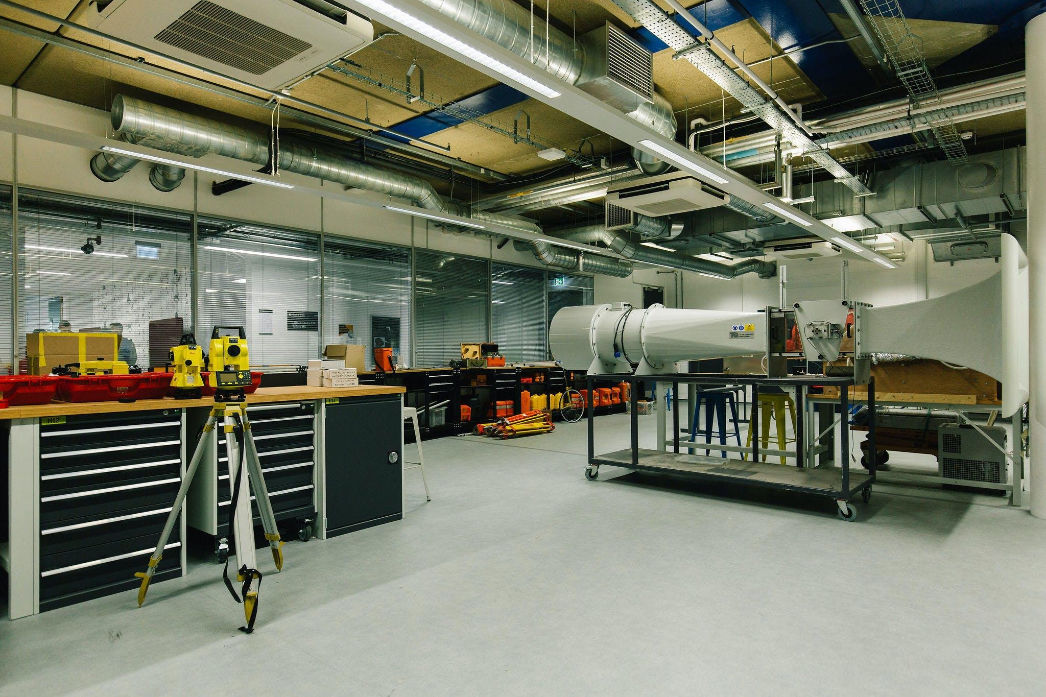 Civil Engineering Lab