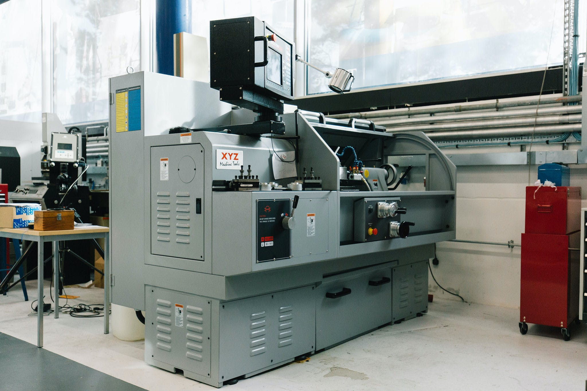 Engineering XYZ Machinery