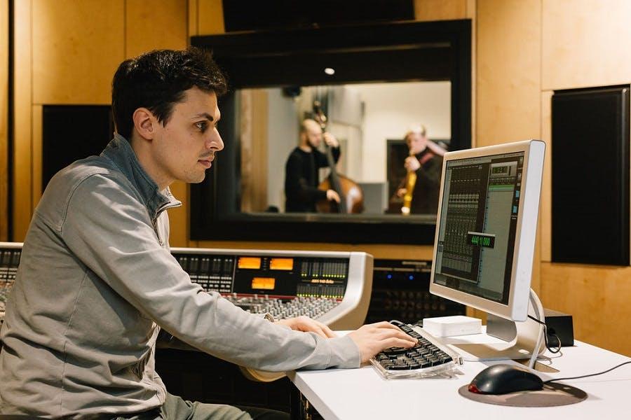 Music tech recording RBC