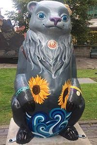 Big Sleuth Bear Image - Vincent the Bipolar Bear 200x300