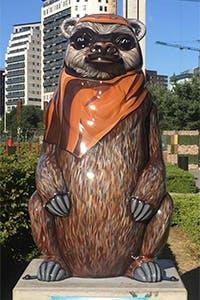 Big Sleuth Bear Image - Bearwok 200x300