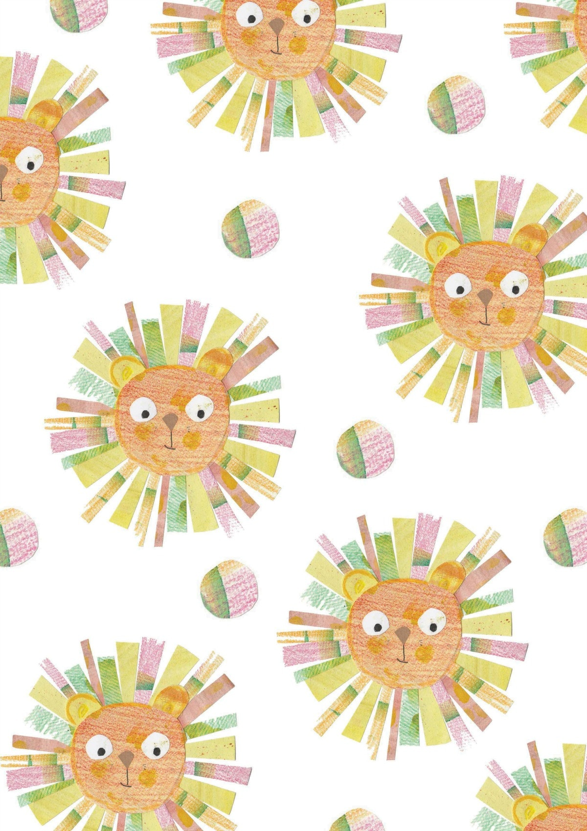 Little Lion Pattern