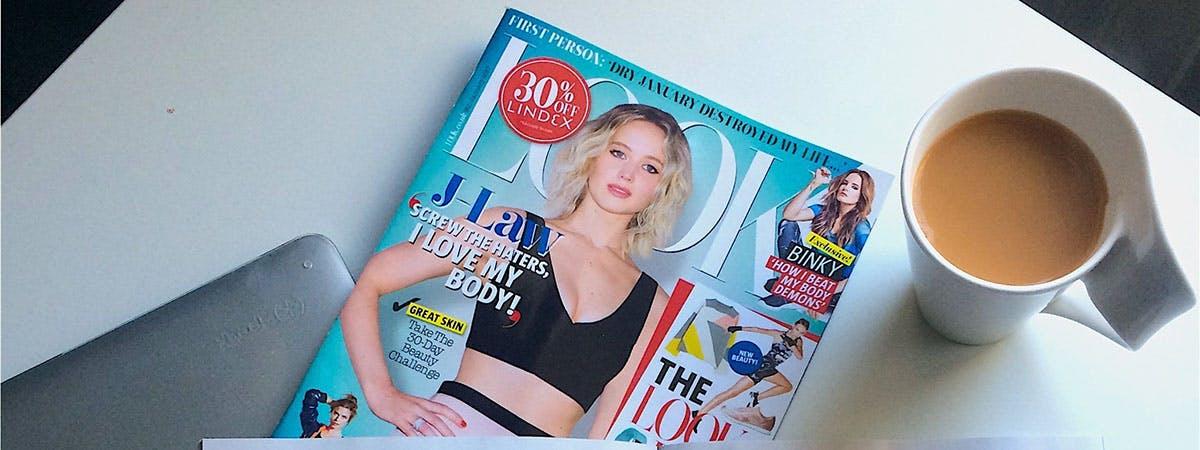 Look magazine blog primary