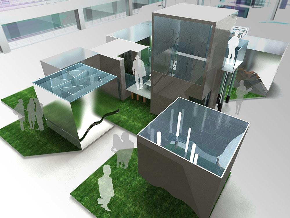 Birmingham City University Interior Architecture And