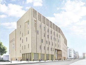 Conservatoire plans