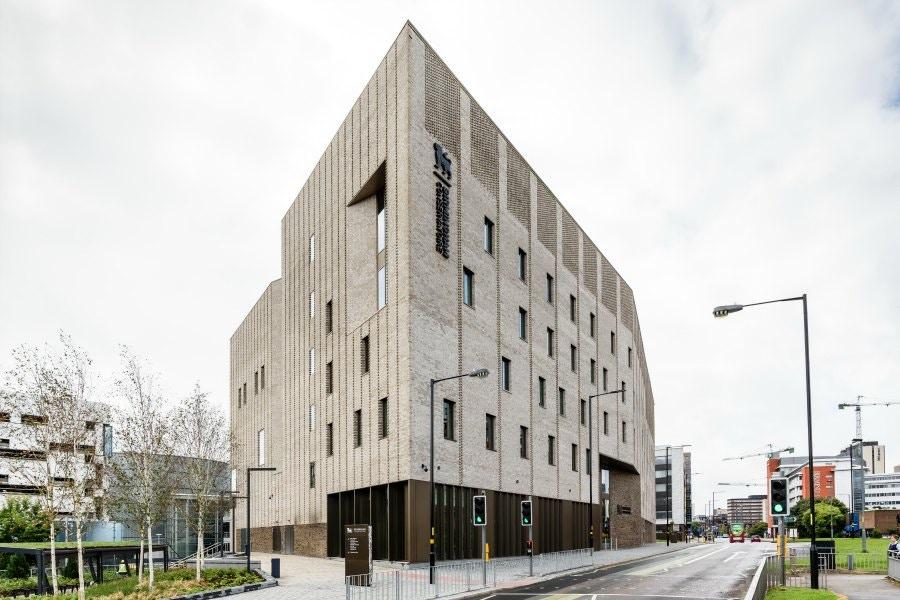 Birmingham Conservatoire New Building Location