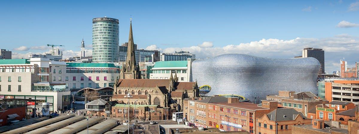 Birmingham large collab
