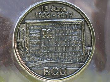 Birthday coin news
