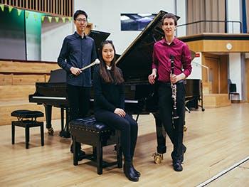 Birmingham Philharmonic Concerto Prize 2016 finalists