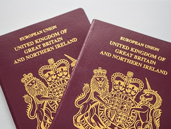 Centre for Human Rights British Overseas Page Image 350x263 - UK Passports