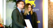 BSBE graduate success bcu.co.uk
