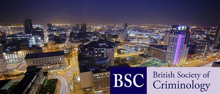 British Society of Criminology Conference 2018 Page Image 700x300 - Birmingham skyline
