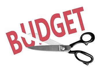 Budget cut news