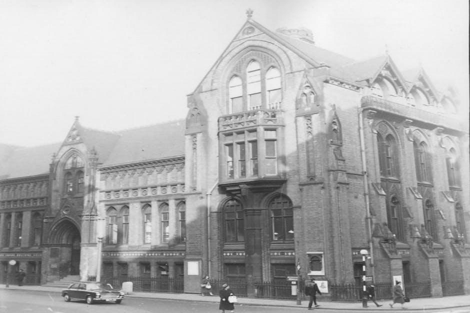 School of Art old building