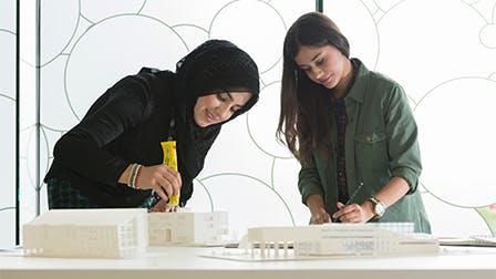 Built Environment Research Degree