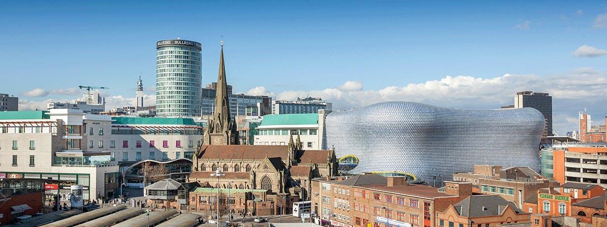 Impact of the Built Environment in Birmingham