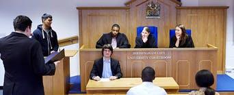 商业、法律和社会科学学院
