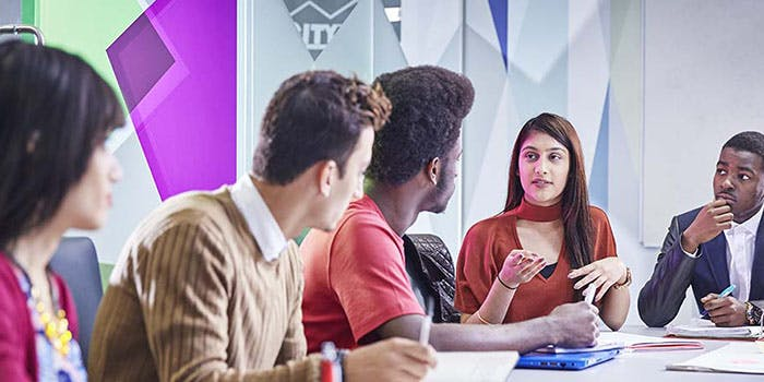 Student Quotes Business Management 700x350 - People in a meeting