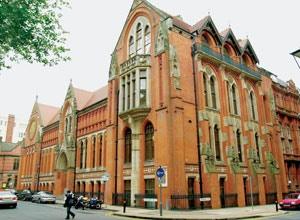 Arts Building University Of Birmingham