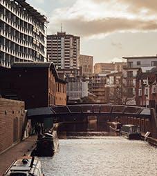 CEBE Why choose us - Birmingham Skyline
