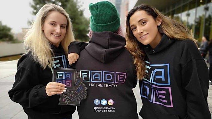 FADE radio- street team