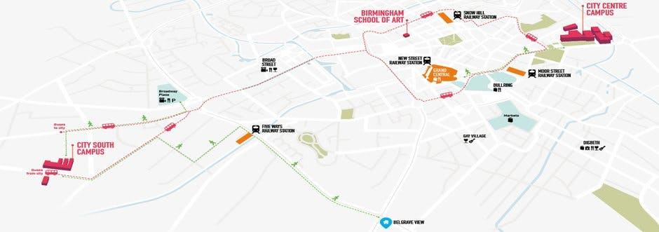 City South Map Edit 2018
