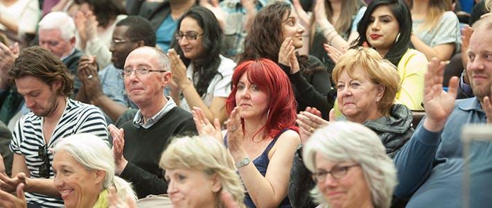 City Talk slider audience