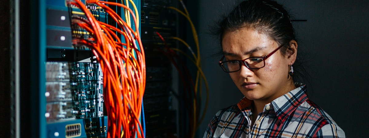 Computer Networks and Security - BSc (Hons) Degree Course