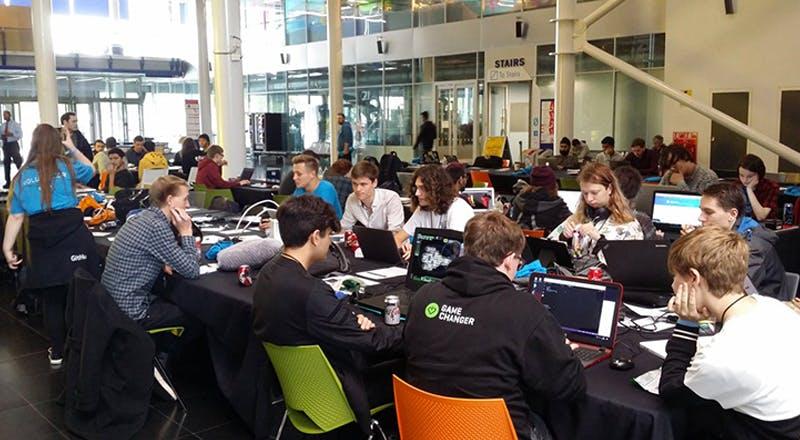 HackTheMidlands at Birmingham City University