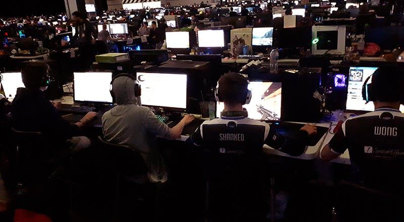 Insomnia 61: The UK's Biggest Gaming Festival