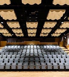 音乐厅-设施版权Hufton + Crow