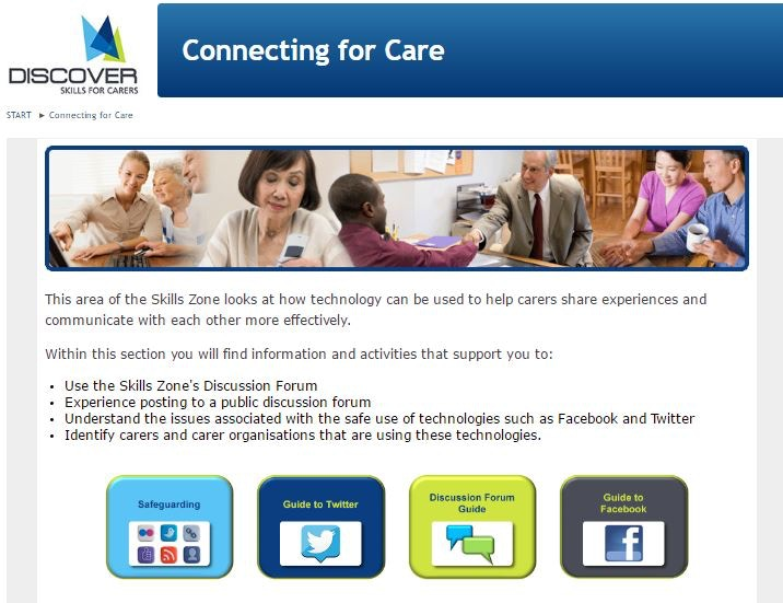 OSIME Discover Connect for Care