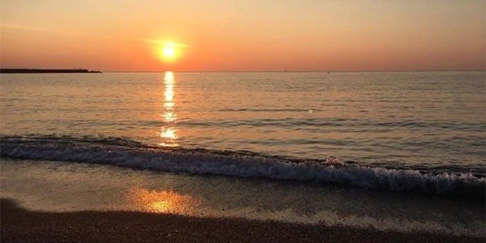 Conor Dennehy Erasmus Article 3 - Sunset beach