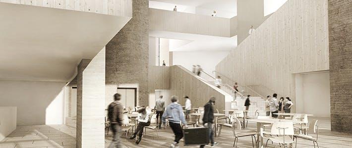 New Conservatoire - Cafe