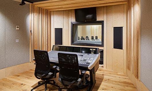 Recording Studio homepage tile