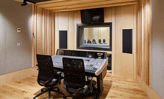 Recording Studio homepage tile