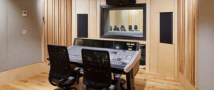 Recording Studios - Hufton + Crow 3