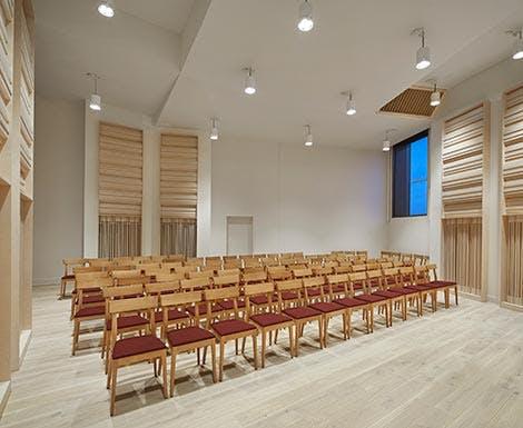 The Organ Studio Hire Index