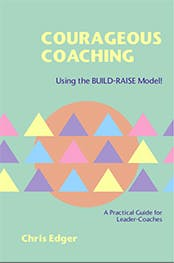 Courageous Coaching Chris Edger Book Cover
