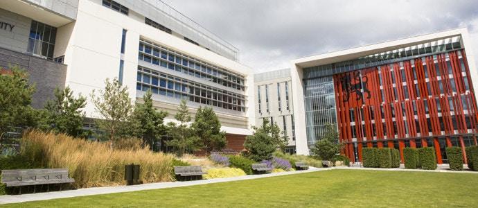 Birmingham City University Law Building