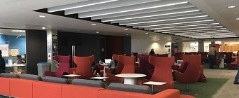 Curzon 1st Floor seating area
