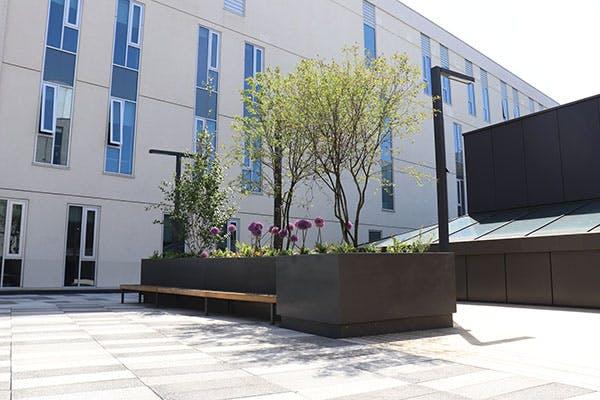 Curzon Facilities 5 600x400 - Garden terrace floor 2