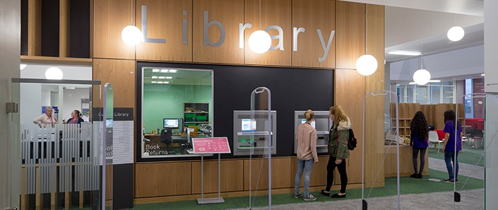 Curzon library helpdesk
