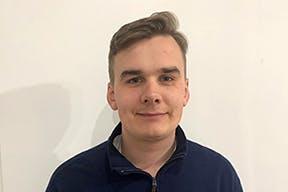 David Kenning profile-Digital Marketing grad