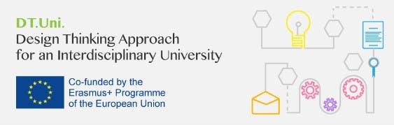 Design Thinking Approach for an Interdisciplinary University logo