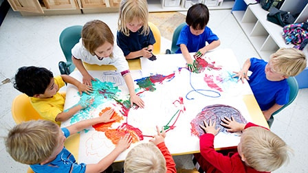 Early Childhood Education subjects studied in college